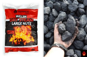 Welsh Dry Steam Large Nuts - 1 tonne.